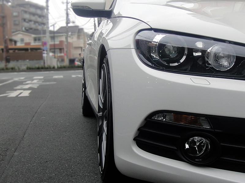 矢東タイヤ_/_/ Import Car 装着画像---VOLKS WAGEN